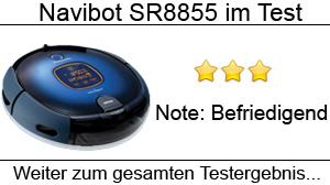 Beitragsbild Saugrobotertest Navibot SR-8855