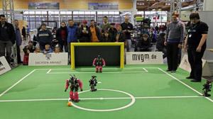 Beitragsbild RoboCup Saison beginnt – Anmeldungen ab sofort möglich