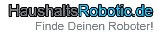 Haushalts-Robotic kleines Logo 125x60