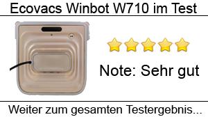 Beitragsbild Fensterputzroboter Winbot W710 im Test