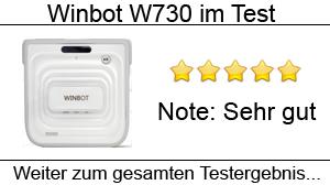 Beitragsbild Winbot W730 Fensterputzroboter im Test