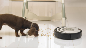 Beitragsbild Staubsauger Roboter speziell für Hundehaare & andere Tierhaare