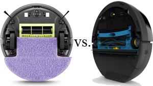 Beitragsbild Wischroboter oder Staubsauger Roboter mit Wischfunktion, was ist besser?