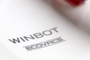 Winbot 930 Schriftzug nah