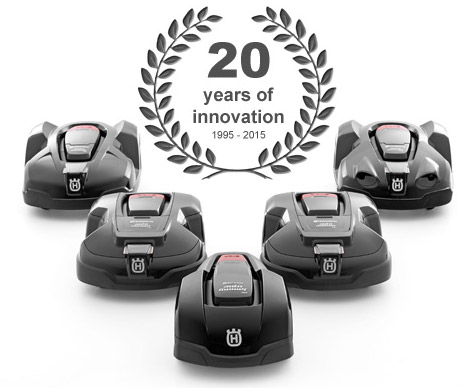 20 Jahre Automower Innovation