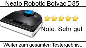 Beitragsbild Neato Botvac D85 im Test