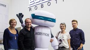 Beitragsbild Neato, Ecovacs, iRobot & Co. auf der IFA 2015 - wir waren dort!