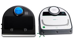 Beitragsbild Vorwerk VR200 und Neato Botvac D85 im Vergleich - wir zeigen die Unterschiede!