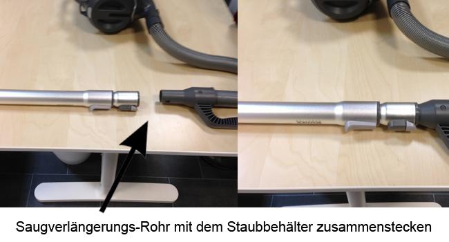 Deebot Handauger Verlängerungsrohr