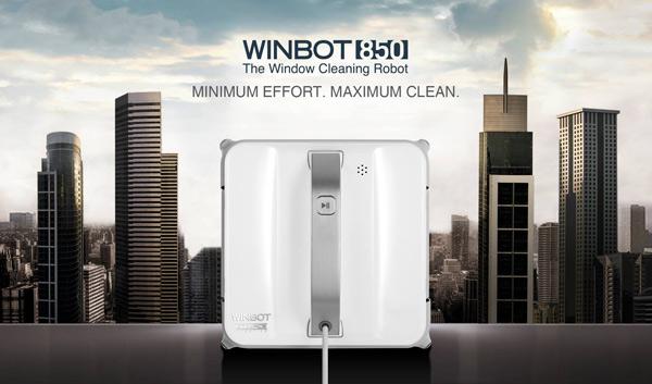 Winbot W850 Werbung