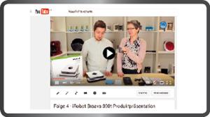 Beitragsbild Haushalts-Robotic TV unsere Moderatoren stellen die neuesten Roboter vor!