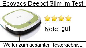 Beitragsbild Ecovacs Deebot Slim im Test