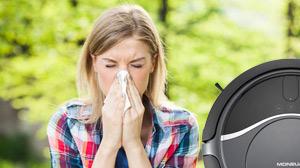 Beitragsbild Pollen & Allergien - Saugroboter schaffen Abhilfe. Wir zeigen wie!