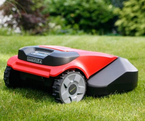 Robomow MS2500 Rasen