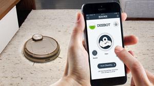 Beitragsbild Die neue Ecovacs Deebot App – wir haben sie uns heruntergeladen & getestet