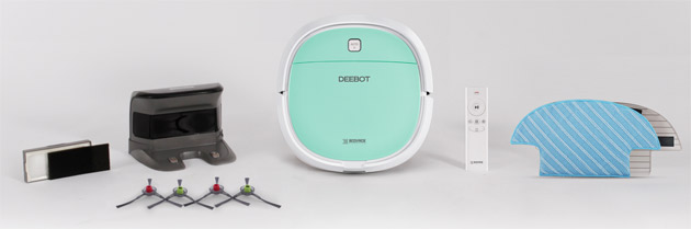 Deebot Mini Lieferumfang