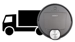 Beitragsbild Ecovacs kämpft mit Lieferengpässen bei den neuen Modellen - Nachfrage weit über Angebot!