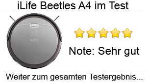 Beitragsbild iLife Beetles A4s im Test