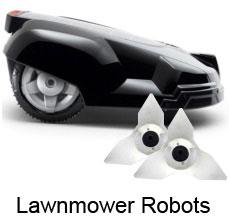 accessories lawnmower robot