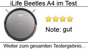 Beitragsbild iLife Beetles A4 im Test