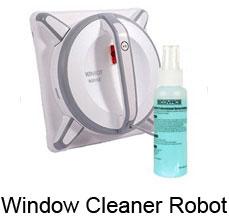 window cleaner robot