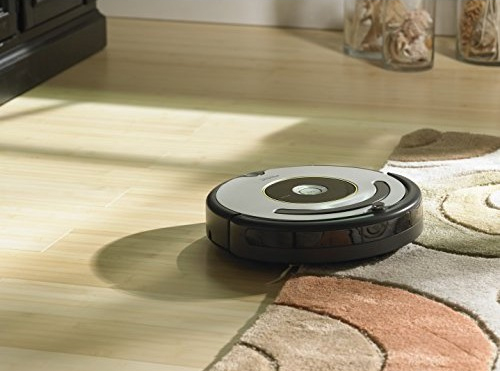 Roomba 615 Teppich