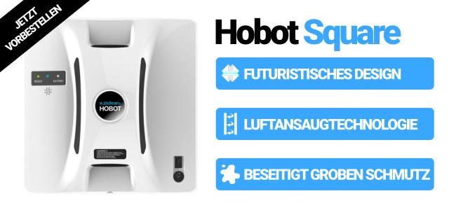 Fensterroboter Hobot Square vorbestellen
