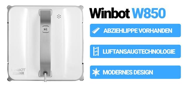 Fensterroboter Winbot W850