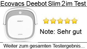 Beitragsbild Ecovacs Deebot Slim 2 im Test