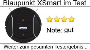 Beitragsbild Blaupunkt XSmart Saugroboter im Test