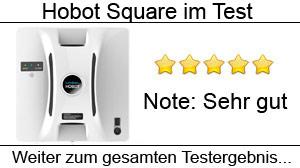 Beitragsbild Hobot Square V2 Fensterputzroboter mit App & Wassertank im Test