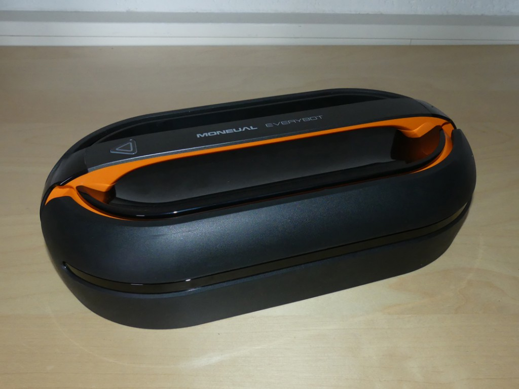 Moneual Robospin 700 schwarz orange