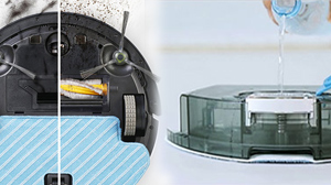 Beitragsbild Saugroboter nass & trocken – wir zeigen euch passende Staubsauger Roboter!