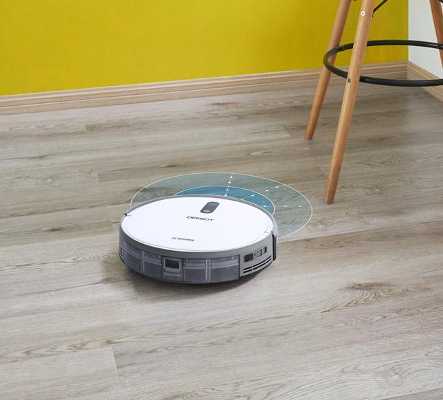 Deebot D700 scannen