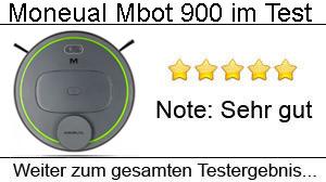 Beitragsbild Moneual MBOT900 Saugroboter im Test