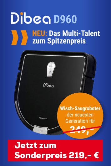 Dibea D960 zum Sonderpreis kaufen