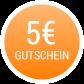 5€ Gutschein