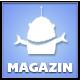 Magazin öffnen