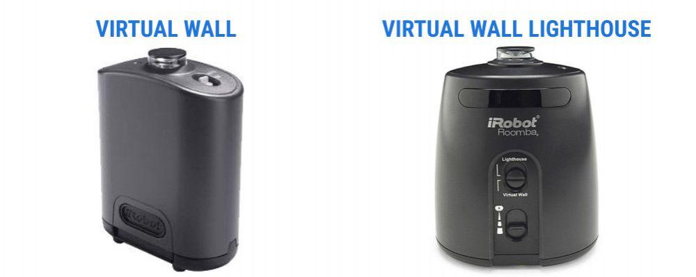 iRobot Virtuall Walls schwarz