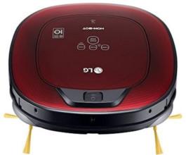 LG Saugroboter rot