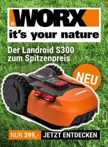 Landroid S300 kaufen