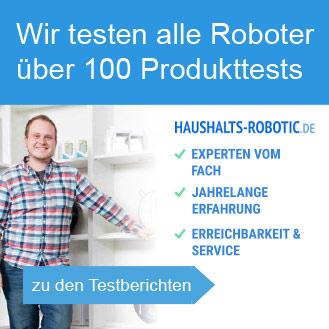 Roboter testen