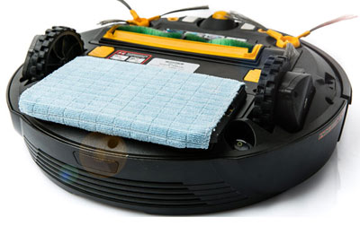 saugroboter ecovacs deebot d83 mit wischfunktion saug. Black Bedroom Furniture Sets. Home Design Ideas