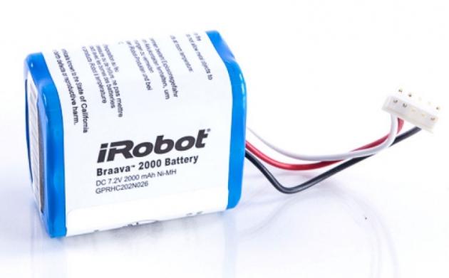 Produktbild Ni-Mh Akku 2000 mAh für iRobot Braava 380