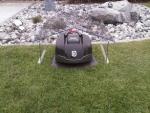 Große Haube - Rasenmähroboter 6