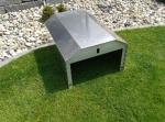 Aluminium Box verschließbar - Rasenmähroboter
