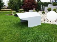 Aluminium Haube groß - Rasenmähroboter
