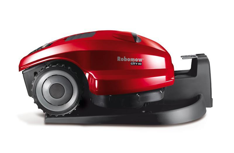 robomow city 110 robot tondeuse robomow city 110 sur. Black Bedroom Furniture Sets. Home Design Ideas