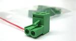 Anschlussstecker / Kabelanschlussklemmen (3 Stück) - für Robomow RC, MC