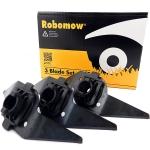 Messer-Set (3 Stück) für Robomow RM, RL, City, Tuscania Modelle